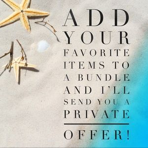 Other - 🌴Receive a private offer 🌴